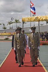 Burmese Defense Services Personnel