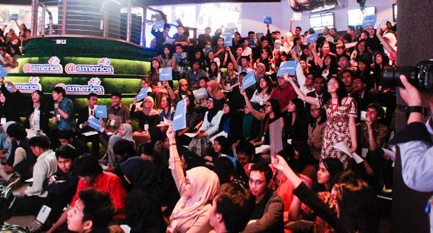 @america in Jakarta