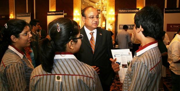 Source: U.S. Embassy New Delhi's flickr photostream, U.S. Government Work.