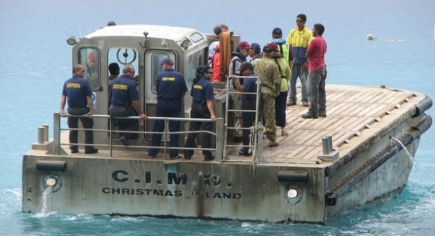 Christmas Island Immigration Detention Center