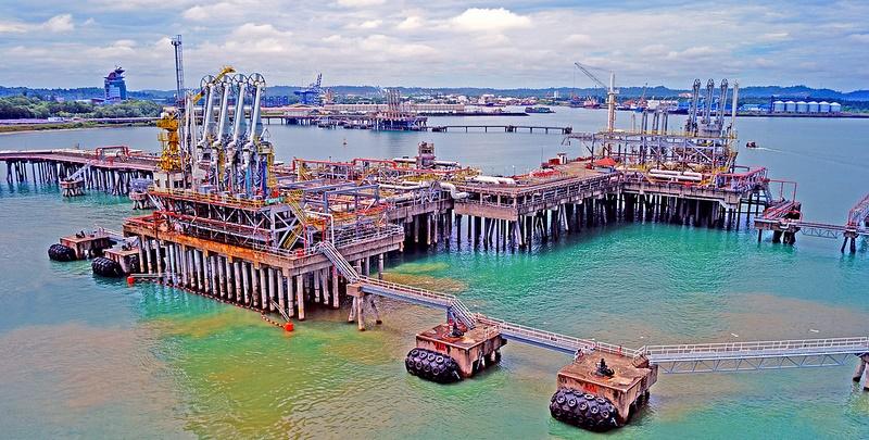 Malaysian LNG Port