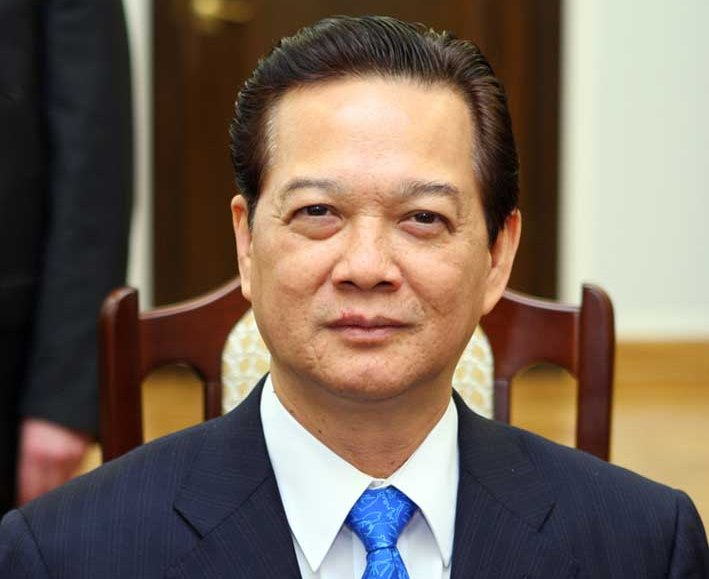 Prime Minister Nguyen Tan Dung of Vietnam. Dung has survived in the opaque world of the country's party elite. Source: Polish Senate, via wikimedia commons, used under a creative commons license.