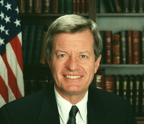 Senator Max Baucus is nominated as the next U.S. ambassador to the People's Republic of China.