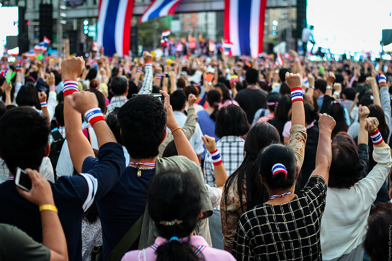 Protest movements leading to Bangkok's shutdown coupled with general unrest in Thailand have seriously impacted the Thai economy.