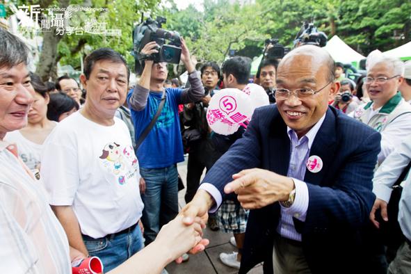DPP's China policy