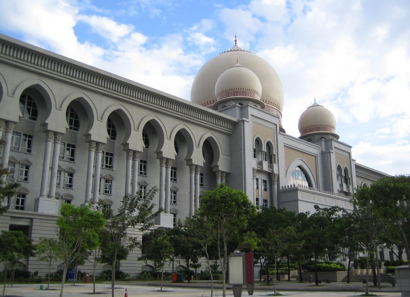 Malaysia's Supreme Court building. Source: Jaseman's flickr photostream, used under a creative commons license.