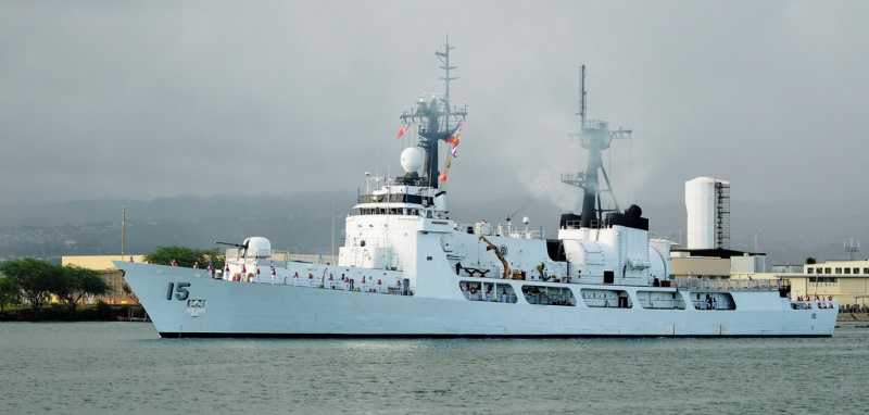 The Philippine Navy's fleet relies heavily on purchases from defense partners such as Gregorio del Pilar (PF-15) shown here, a former U.S. Coast Guard Cutter. Source: Wikimedia, U.S. Government Work.